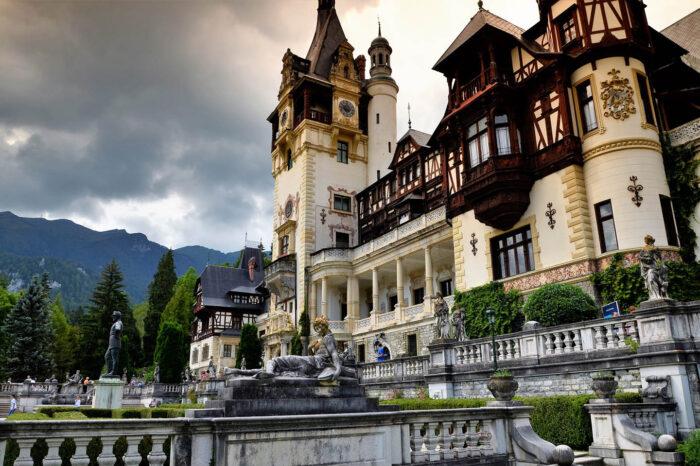 Rumanía, Monasterios de Bucovina