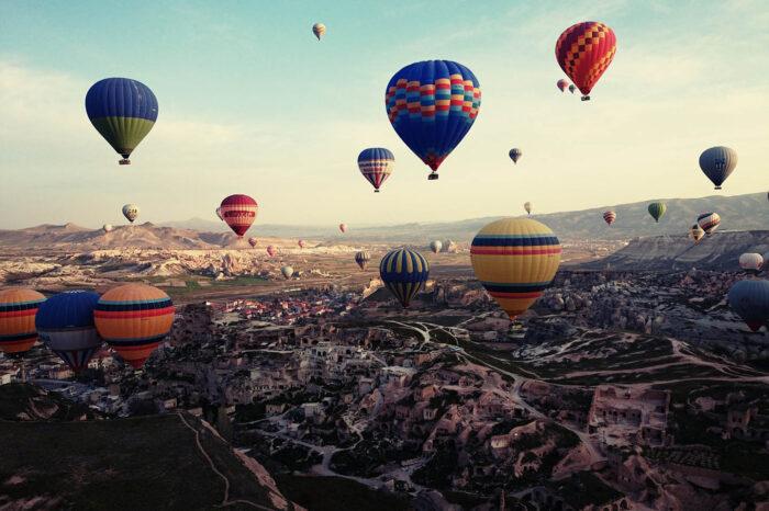 Sueños de la Capadocia y Estambul